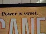 power, advertising, subway imagery