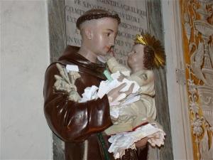 Saint Anthony, Rome, Santa Maria, Trastevere