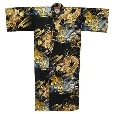 Man's Tiger Kimono